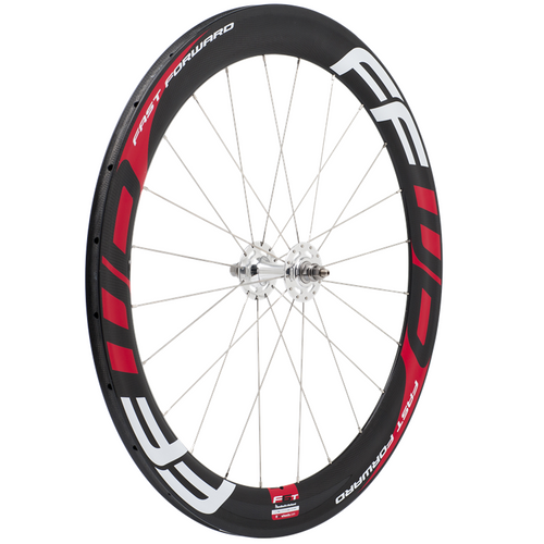 FFWD F6T Carbon Tub Black/Red - Front & Rear