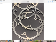 Load image into Gallery viewer, NZ made West steel  chainrings