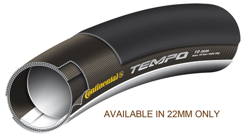 Continental Tempo II Tubular Tyres