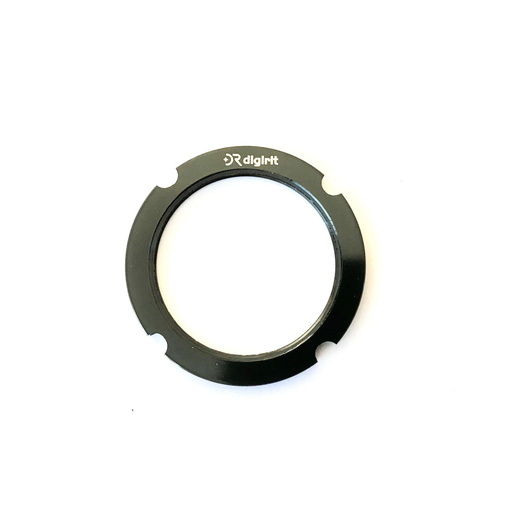 Digirit lock lockring