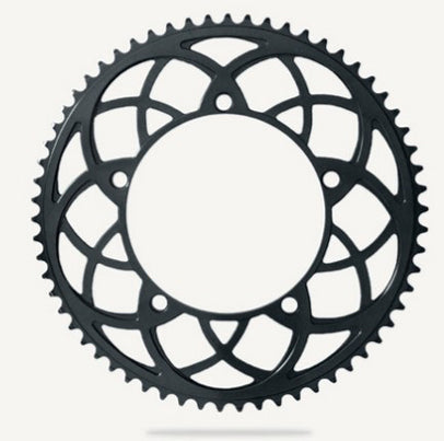 Bespoke Window Rose Chainring