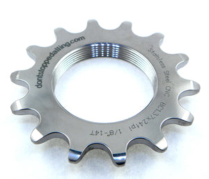 DSP STAINLESS STEEL SPROCKETS
