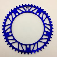 Load image into Gallery viewer, Skool- lattice and aero chainrings