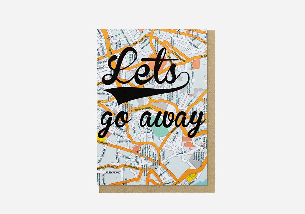 Let's Go Away