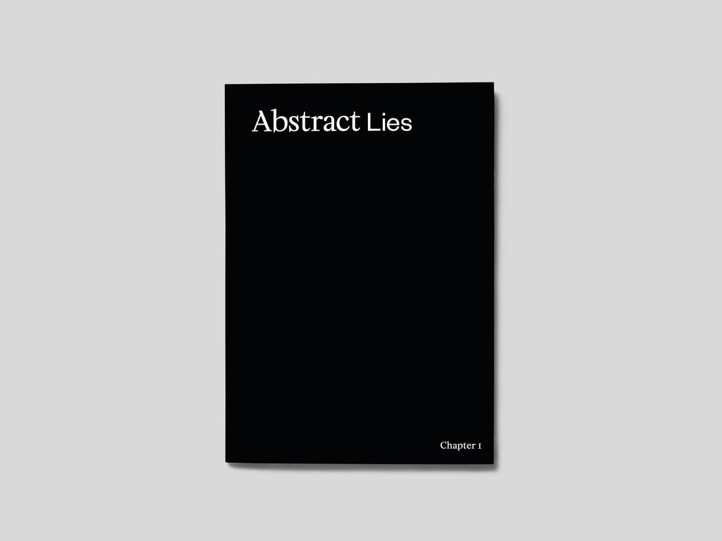 Abstract Lies, Sergi Kitabı, 2019