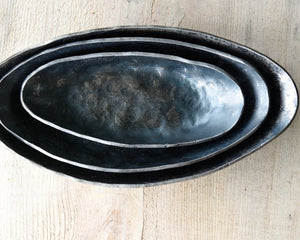 Nesting Oval Bowls