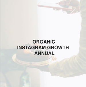 Organic Instagram Growth | Annual