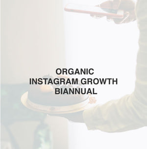 Organic Instagram Growth | Biannual