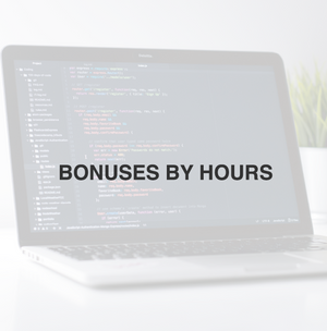 Bonuses by hours