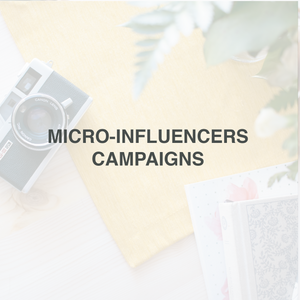 Micro-Influencers Campaigns