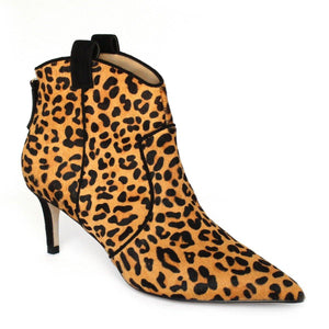 RACHEL in leopard hair calf - Allegra James