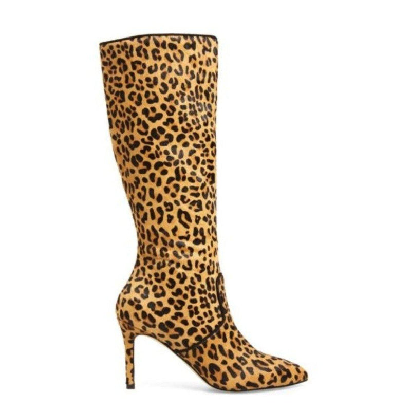 KELLEY in leopard hair calf - Allegra James