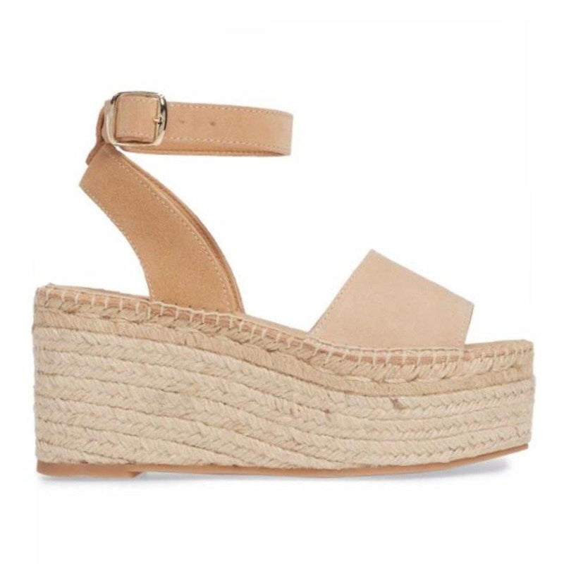 MARGIE NUDE SUEDE - Allegra James