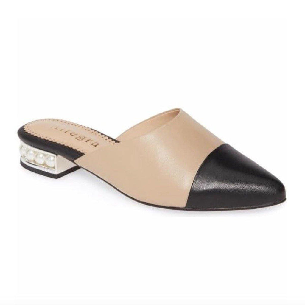 ROBINA NUDE LEATHER - Allegra James