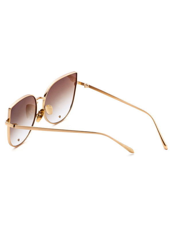 Freckle Cat Eye Sunglasses