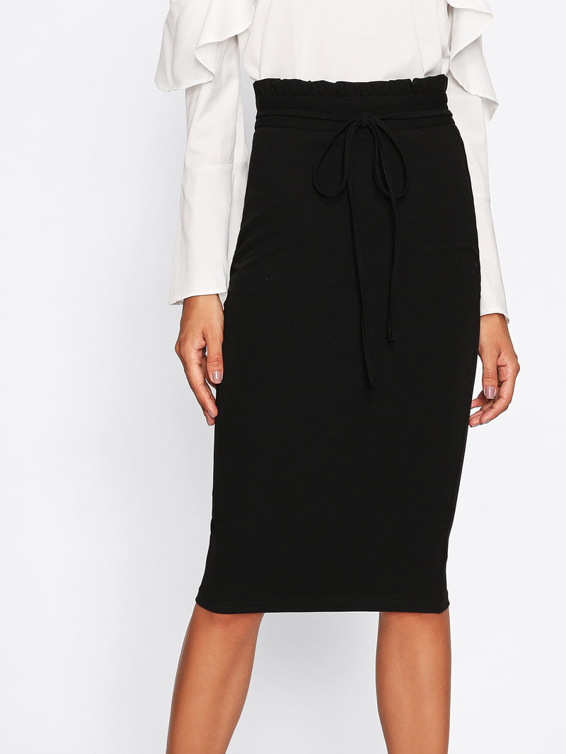Mademoiselle Pencil Skirt