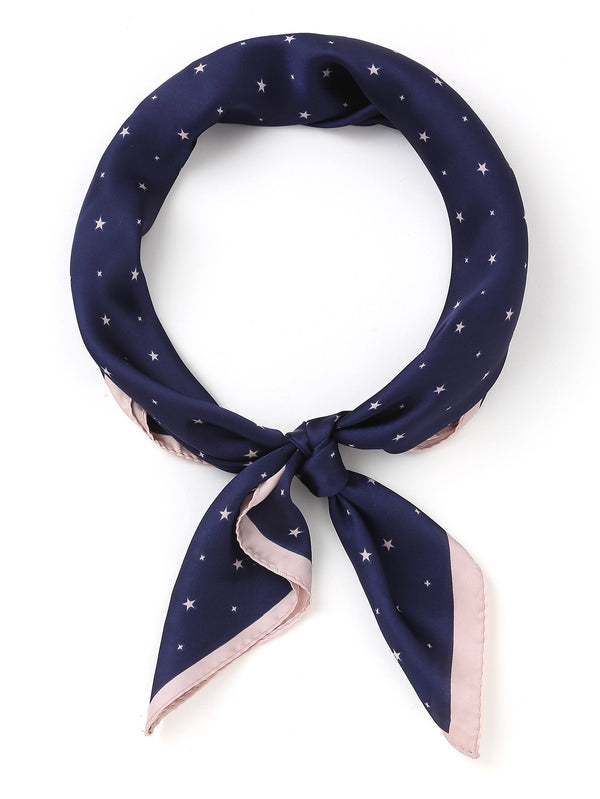 Starry Nights Head Scarf