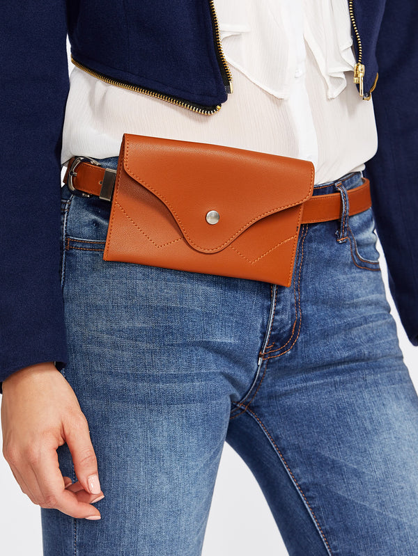 Envelope Pouch Belt
