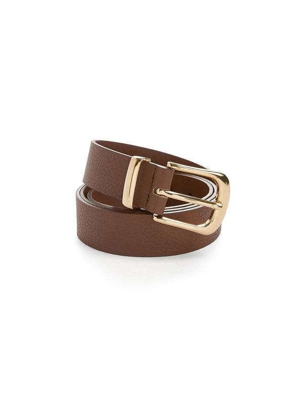 Golden Buckle Belt