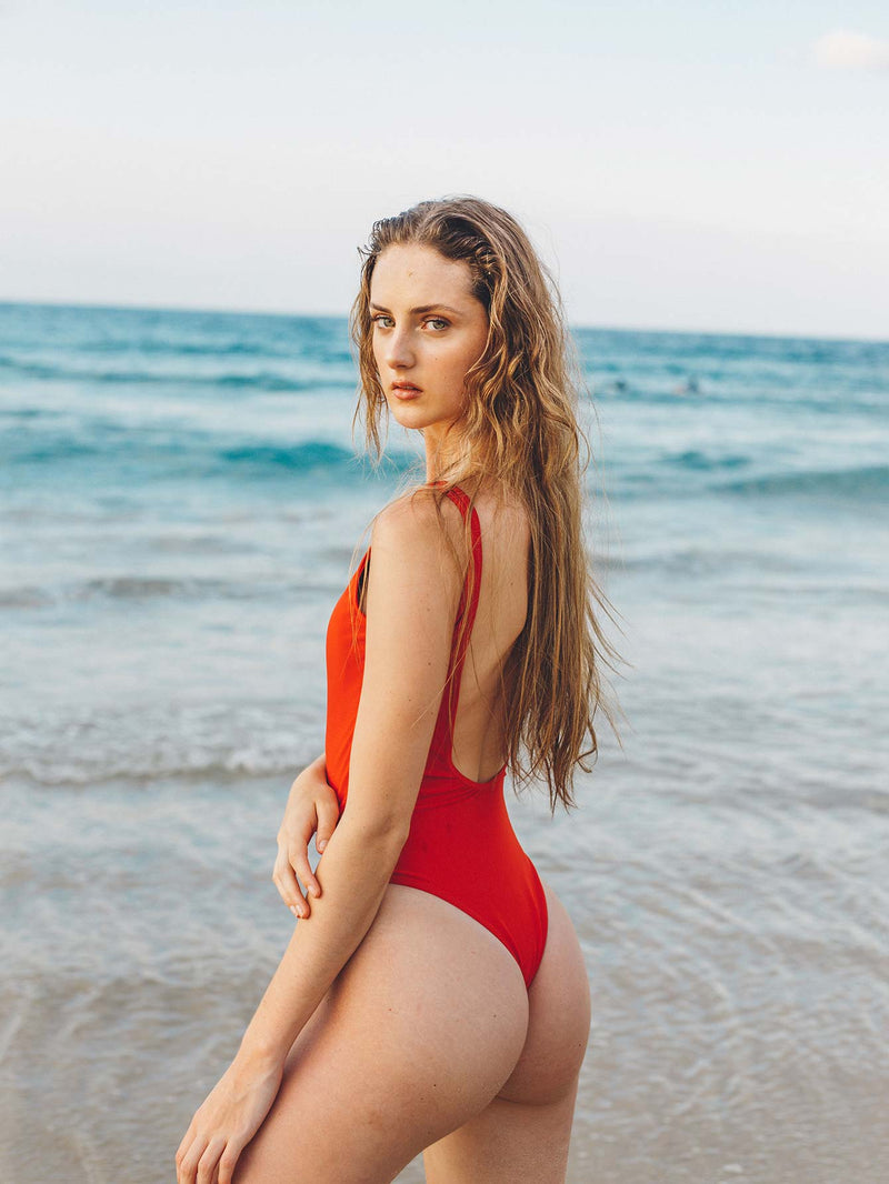 Breakers One Piece Swimsuit