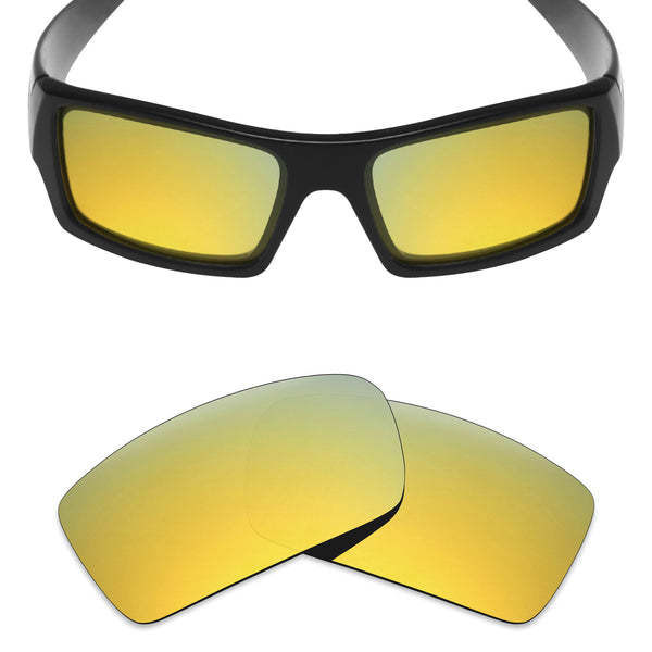 MRY Replacement Lenses for Oakley Gascan