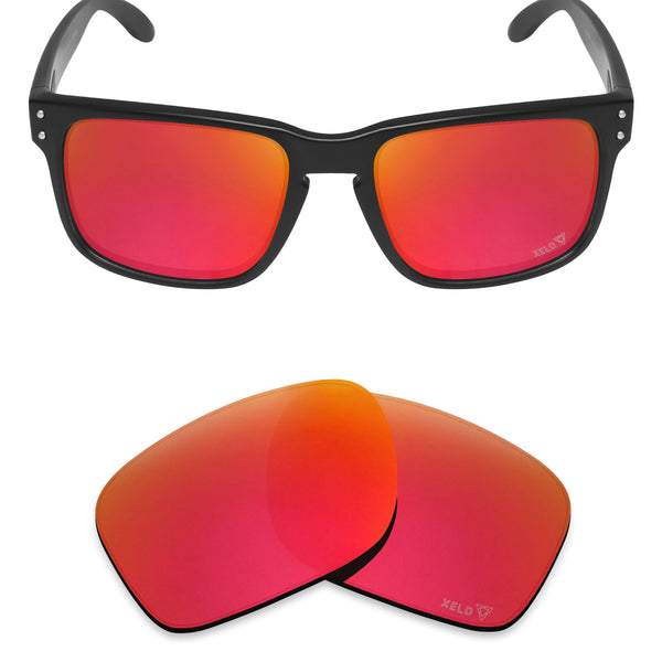 MRY Replacement Lenses for Oakley Holbrook XL