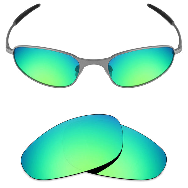 MRY Replacement Lenses for Oakley A Wire