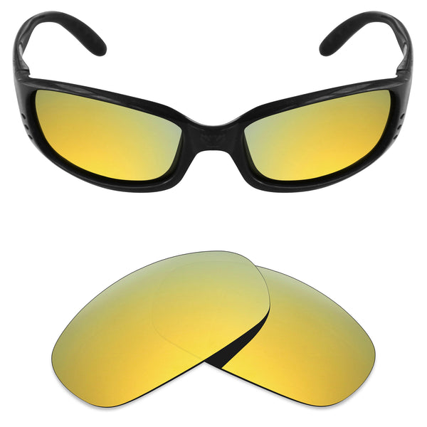 MRY Replacement Lenses for Costa Del Mar Brine