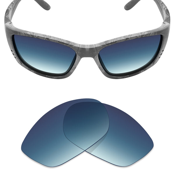MRY Replacement Lenses for Costa Del Mar Fisch