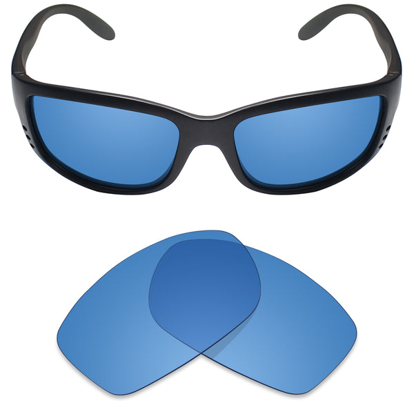 MRY Replacement Lenses for Costa Del Mar Zane