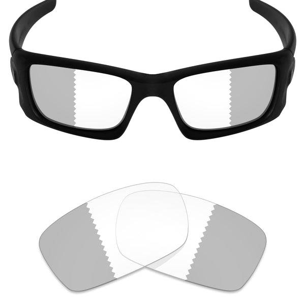 MRY Replacement Lenses for Oakley Crankcase