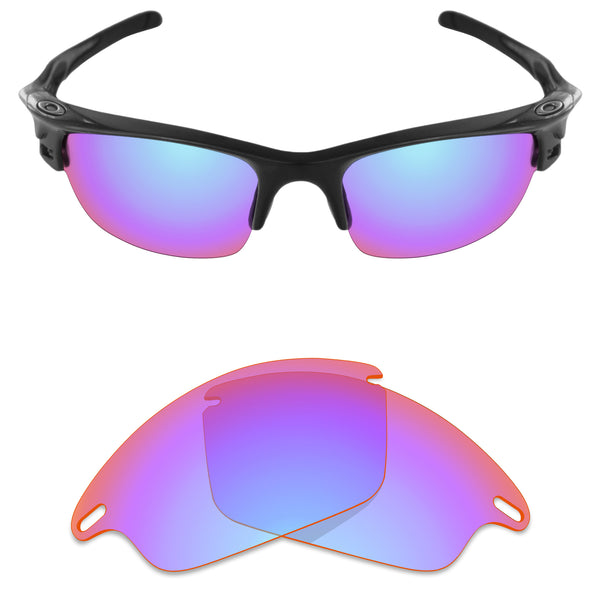 MRY Replacement Lenses for Oakley Fast Jacket