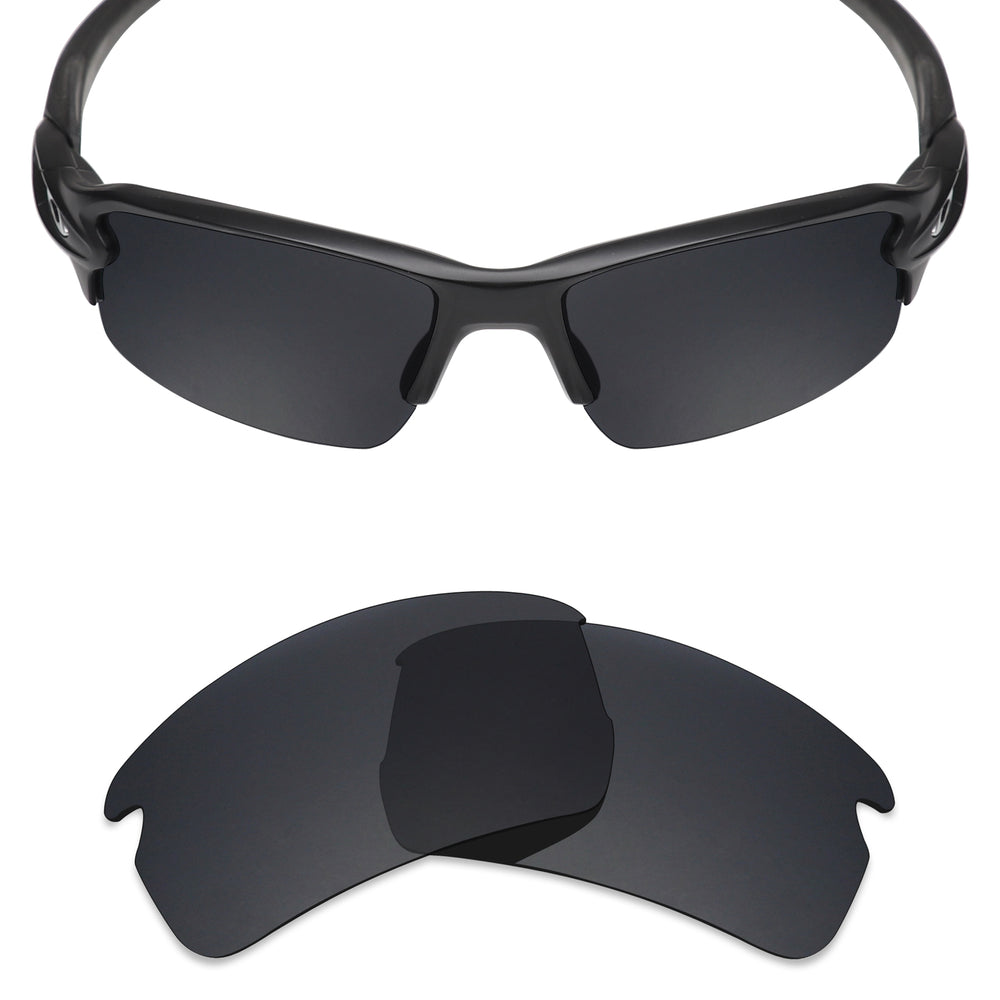 MRY Replacement Lenses for Oakley Flak 2.0 Asian Fit OO9271