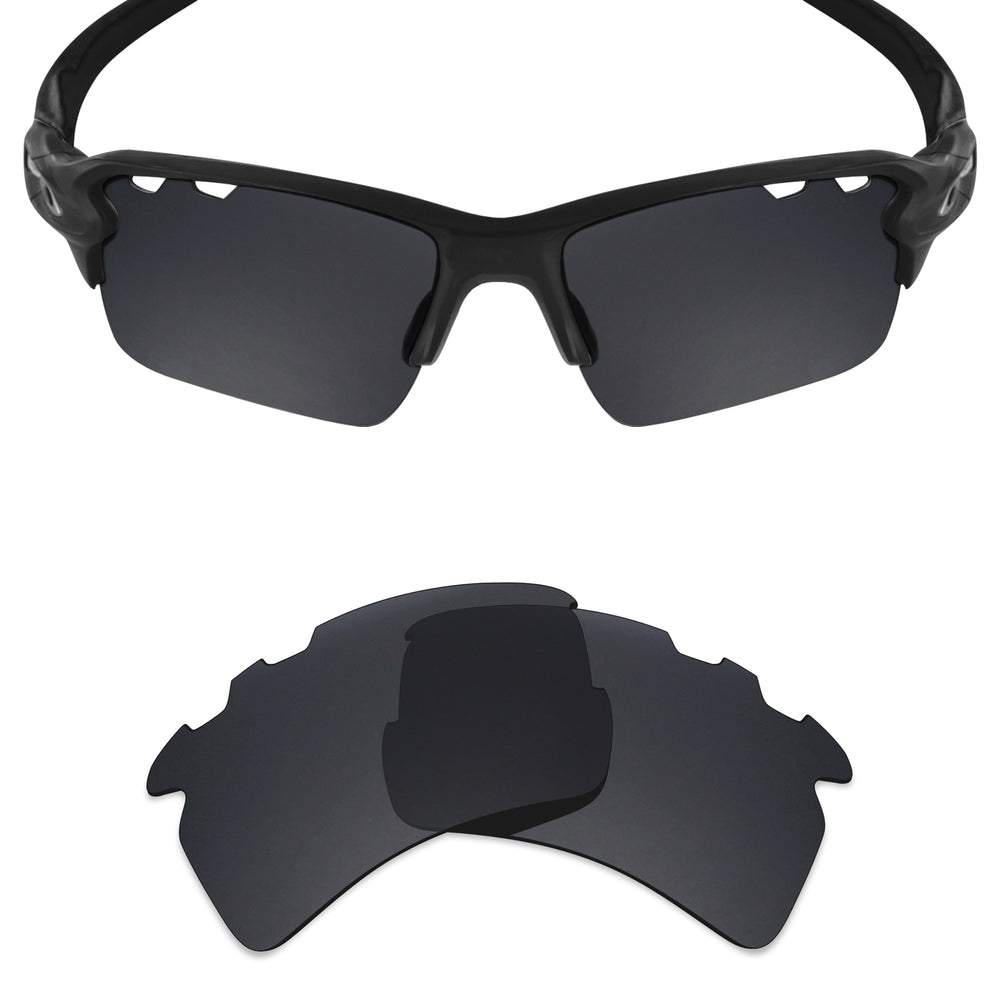 MRY Replacement Lenses for Oakley Flak 2.0 XL Vented