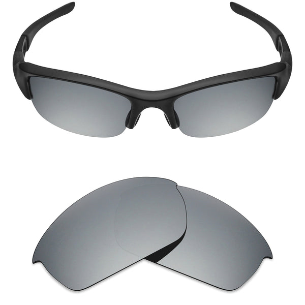 MRY Replacement Lenses for Oakley Flak Jacket