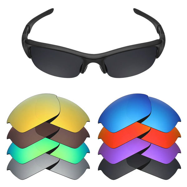 Oakley Flak Jacket Replacement Lenses