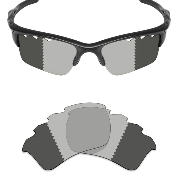 MRY Replacement Lenses for Oakley Half Jacket 2.0 XL Vented