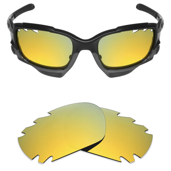 MRY Replacement Lenses for Oakley Racing Jacket Vented