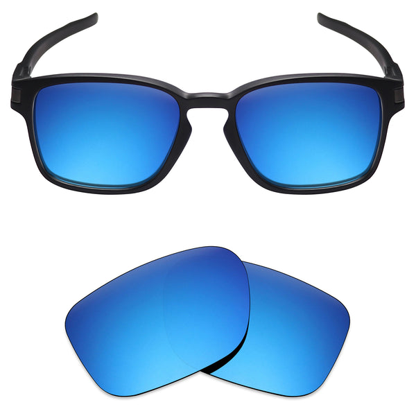 MRY Replacement Lenses for Oakley Latch SQ
