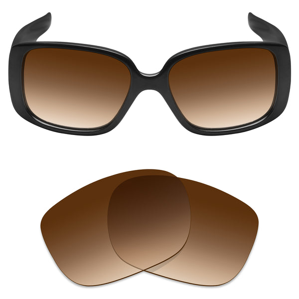MRY Replacement Lenses for Oakley LBD