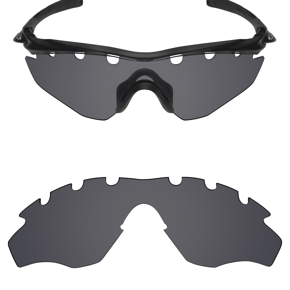 MRY Replacement Lenses for Oakley M2 Vented
