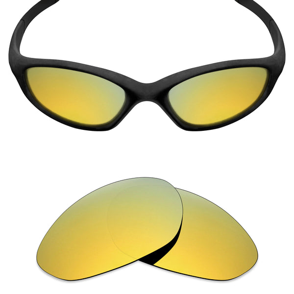 MRY Replacement Lenses for Oakley Minute 2.0