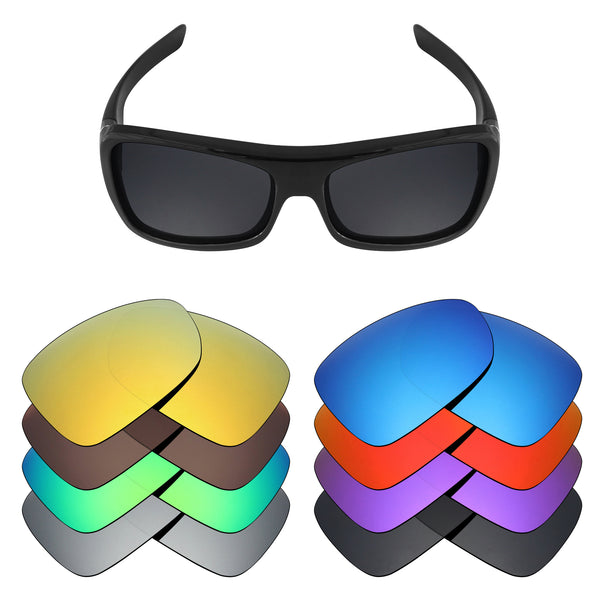 Oakley Montefrio Replacement Lenses