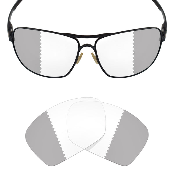 MRY Replacement Lenses for Oakley Plaintiff Squared