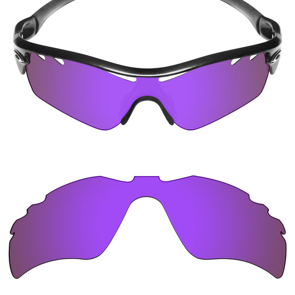 MRY Replacement Lenses for Oakley RadarLock Path Vented