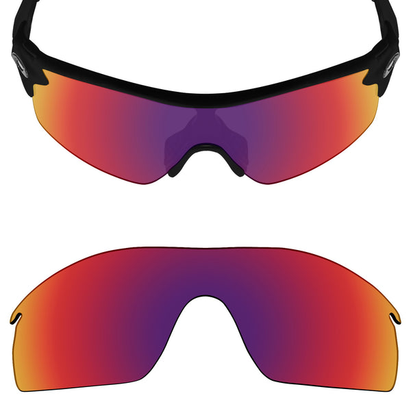 MRY Replacement Lenses for Oakley Radarlock XL