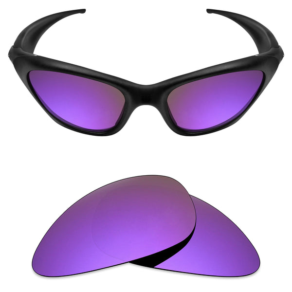 MRY Replacement Lenses for Oakley Scar