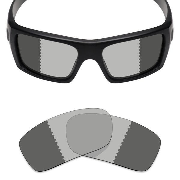 MRY Replacement Lenses for Oakley Si Ballistic Det Cord
