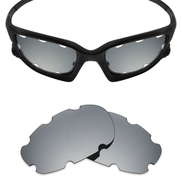 MRY Replacement Lenses for Oakley Split Jacket Vented