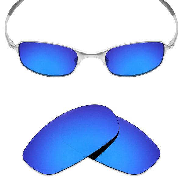 MRY Replacement Lenses for Oakley Square Wire 2.0
